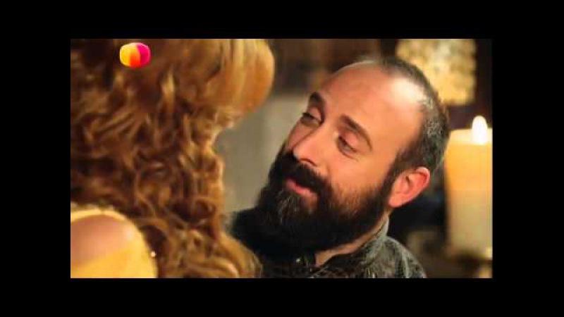 Султан Сулейман и Хюррем очень красивая