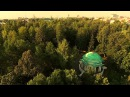 Аэросъемка Киров Александровский сад