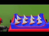 Мультики ***Развивающий мультфильм Учимся считать от 1 до 10 с паровозиком Чух Чухом***