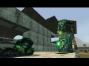 Tanki Online Parkour Montage/Нарезка паркура N°2 By Jiangreo