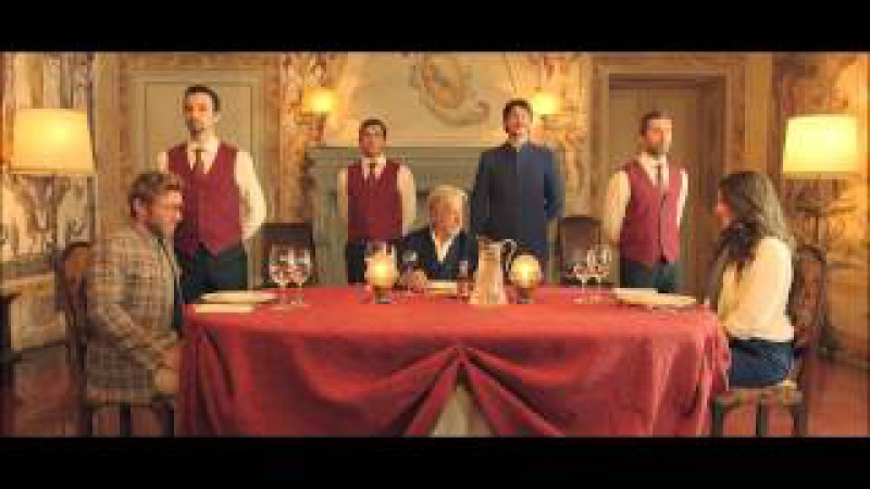 Caruso presents The Good Italian I The Farmhouse of Wonders starring Giancarlo Giannini