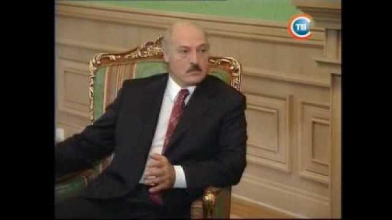 Лукашенко раздолбал Лаврова и всю Россию.