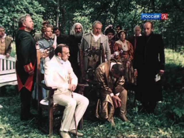 Благородный разбойник Владимир Дубровский 1988 Серия 1 Телеканал Культура