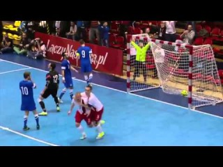 OOOOH ! Amazing goal in Futsal