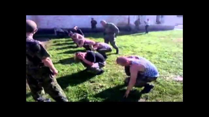 Комплекс Силовых Упражнений( КСУ) для Спецназа, аттестация
