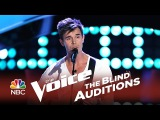 The Voice 2014 Blind Audition - John Martin Sweet Pea