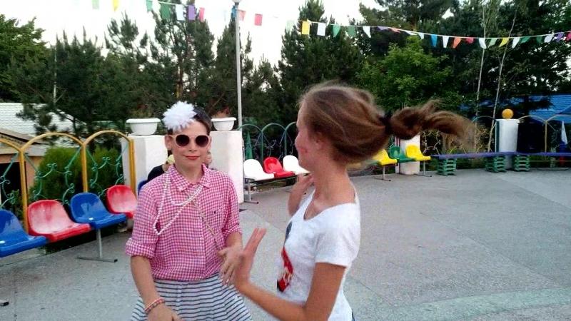 Туапсе Белая Русь(с 23.05.2015 по 15.06.2015) дискотека наоборот ) 2015 г.