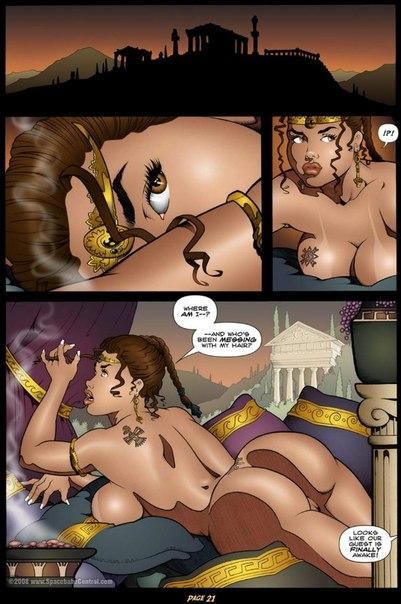 Хорошие порно комиксы