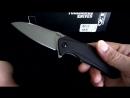 Zero Tolerance 0770 Aluminum Flipper Knife ZT0770