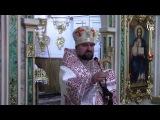 Слово митрополита Димитрія після великої Пасхальної вечірні