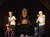 Сочинский «Саквояж» занял первое место на фестивале любительских театров кукол
