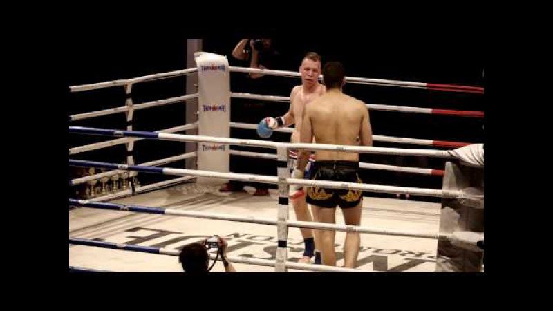 HEROES FIGHTNIGHT 5 Mickel Nietzke vs Tarek Baish