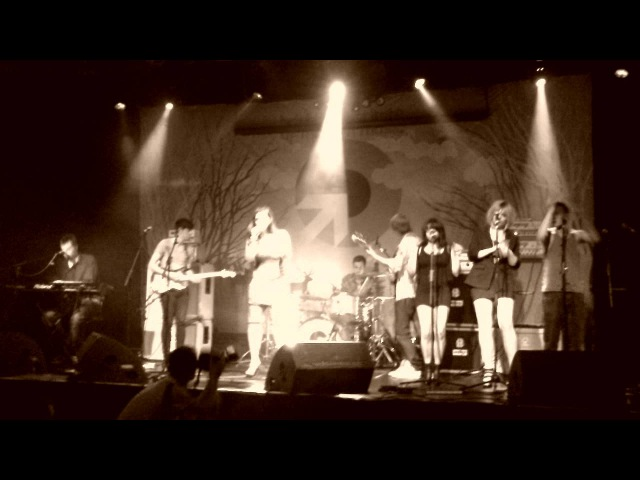Road to zion by Damian Marley (cover by maria marchella at KOMEDIA) BIMM end of term gig