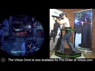 Virtuix Omni — Borderlands 2