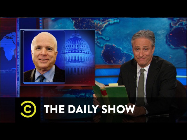 The Daily Show Now That's What I Call Being Completely F**king Wrong About Iraq