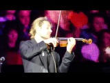 David Garrett - I have a dream Moscow 08.09.2015