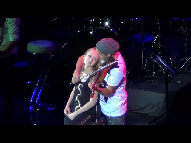 David Garrett Your Song (E. John), Moscow 8.09.2015