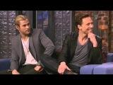 The Avengers  Urgant Show - Jeremy Renner, Chris Hemsworth, Tom Hiddleston)_(720p)
