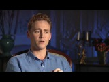 Tom Hiddleston Interview for WAR HORSE HD