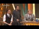 The Avengers besetzen das TV total Studio TV total
