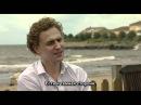 Tom Hiddleston: Wallander interview [Part 2] (rus subs)
