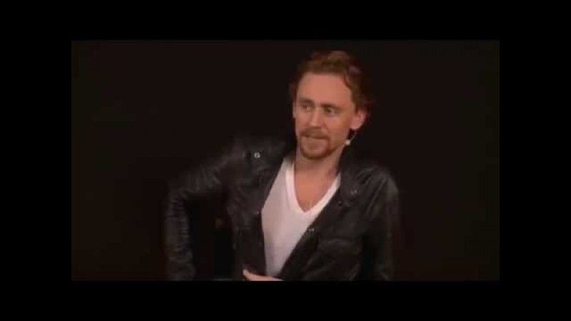 Tom Hiddleston Richard Curtis: War Horse Interview