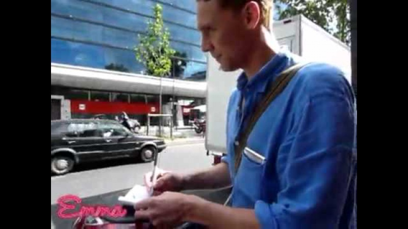 Tom Hiddleston speak french !!