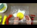 Как свалять Нарцисс | Мастер класс по мокрому валянию цветка