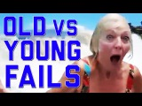 Kids and Old People Fails Compilation