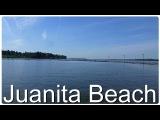 Разведка ч.1 Прогулка по Пляжу Хуанита Бич, Путешествия по Америке, Жизнь США, Пляжный Поиск, 2015