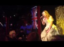 Valentina Monetta sings her new song Sensibilità at the RVT