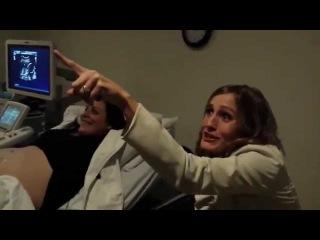 Истеричка узнаёт о двойне у беременной сестры / Surprise, it's TWINS! Sister aunt Freaks OUT