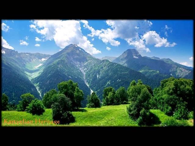 მთაში სალამურს ვაკვნესებGeorgian Folk Music