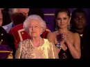 The Queen's Diamond Jubilee Concert finale speech 4th June 2012