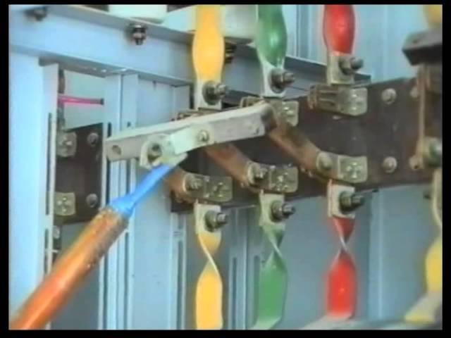 07 1 Средства защиты в электроустановках