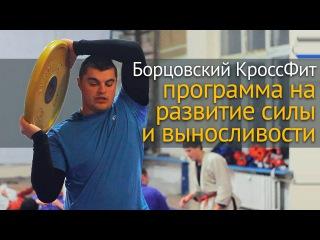 Борцовский КроссФит - программа на развитие выносливости и силы ,jhwjdcrbq rhjccabn - ghjuhfvvf yf hfpdbnbt dsyjckbdjcnb b cbks