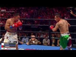 Alejandro Luna vs Sergio Lopez - Full Fight alejandro luna vs sergio lopez - full fight