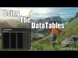 Unreal Engine, Datatables for Blueprints (build &amp Use) - UE4U.XYZ