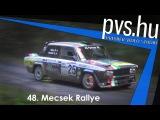 Szabó Laci - Illés Peti - Lada VSTS - 48. Mecsek Rallye