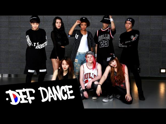 BIGBANG (빅뱅) - BANG BANG BANG (뱅뱅뱅) K-POP DANCE COVER / No.1 댄스학원 데프댄스스쿨 수강생 월평가 케이팝