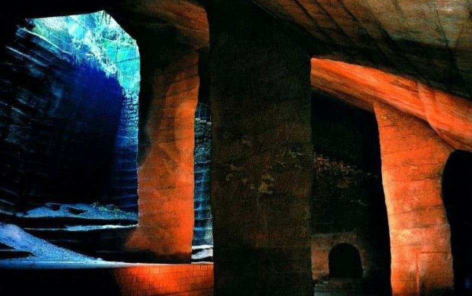 пещеры лонгью