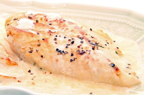 куриное филе в соусе рецепт в духовке