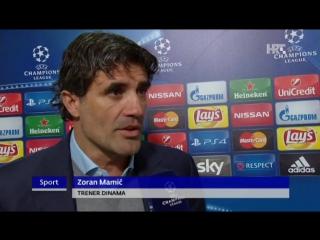 Bayern - Dinamo 5-0, izjave, 29.09.2015. HD