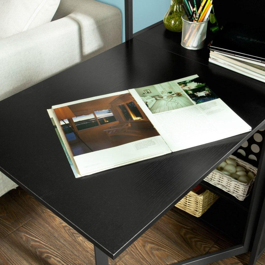 Mesa escritorio biblioteca armario almac n para - Mesas para espacios pequenos ...