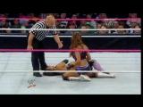 (WWEWM) Night of Champions 2012 - Layla (c) vs. Eve Torres (Divas Championship)