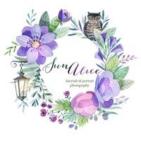 Логотип Фотограф Олеся Солнечная portrait & love