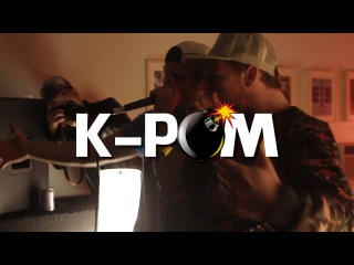 K-POM // KENNY URBAN x NAPOM // EMW BOOKSTORE, BOSTON