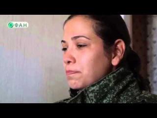 Девушка-снайпер приехала из Сербии защищать Донбасс. Часть 2