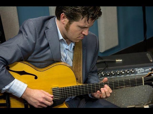 The Graham Dechter Quartet 'Takin' It There'   Live Studio Session