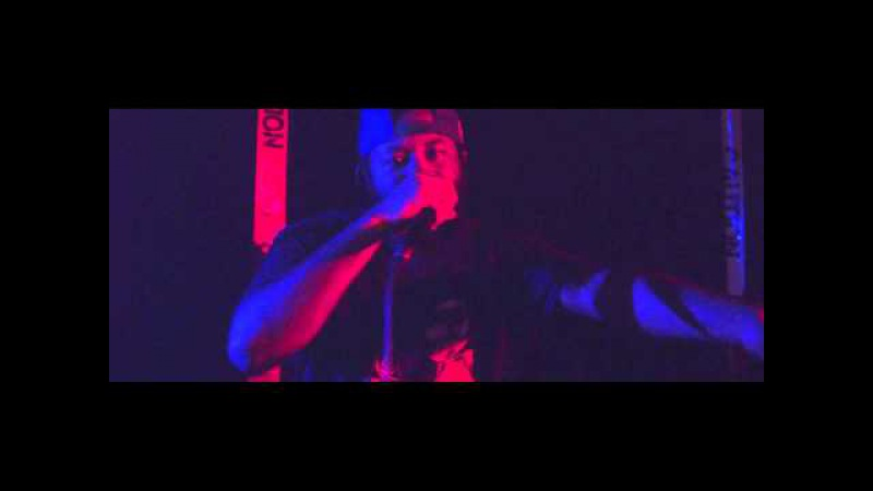 Eminem- Till I Collapse (BackWordz Cover)